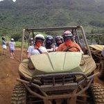 Kauai fun in the mud!