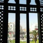 Vue sur Bab El Bahr/La Médina depuis l'Hôtel de Ville