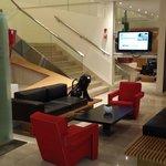 Ouatra lounge executiva para convenções
