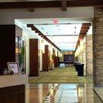 Ballrooms off the Lobby