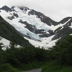 Byron Glacier Trail
