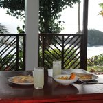 breakfast each morning included!
