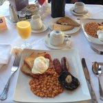 Yummy breakfast :)
