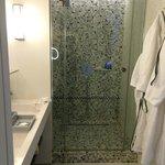Enormous shower