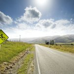 Blue Sky, Mountains and The Otago Central Rail Trail