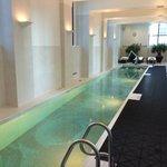 Lap Pool at the Elysian Spa