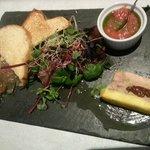 Pressé de foie gras de canard maison