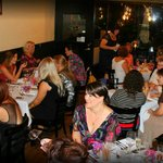 My daughters Hens Night dinner May 2013