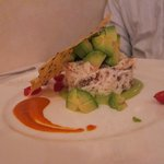 Crab and Avocado Appetizer