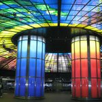 Famous Dome of Light at Formosa Stn