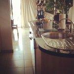 good size kitchen!