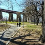 Views from Astoria park