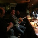 Belfast witt and Dylan tunes