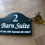 Our suite key