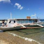 Nami's own private boat