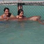 fotografías con el tiburon