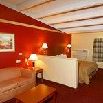 King Suite with Sofa Sleeper GuestRoom