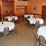 Banquette Meeting Room