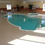 Indoor Pool Recreation Center