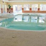 Indoor Pool Recreation Area
