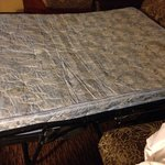 Terrible couch mattress
