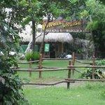 Entrance to jungle cruise