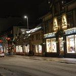 Downtown Tromso
