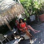 Loved the Tiki hut :)