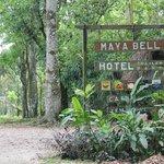 entrada a mayabell