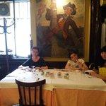 pranzo con famiglia