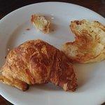 Garlic Toasted Croissant...delicious bread option!!! Horfrost  |  190 A River Road, Portage la P