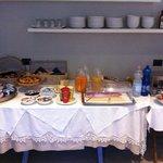 Buffet per la colazione