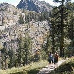 On the Pacific Crest Trail