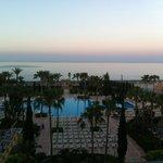 Amanecer en Iberostar Malaga Playa