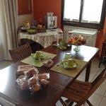 dining room - sala colazione