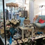 Blue Hue Window - Gorgeous Gift Ideas