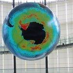 Miraikan's signature globe