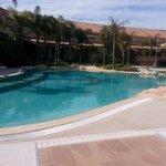 la piscina al I° piano