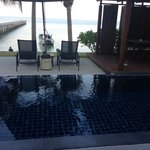 Villa - plunge pool
