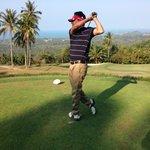 Golf at Santiburi Golf Course
