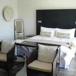 Bedroom (no 6) Grand Deluxe Sea Facing