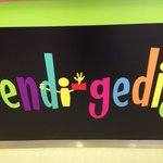 Bendi-gedig! Great colourful branding and clean fresh centre. Wait until you see the food!