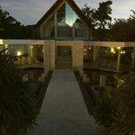 Glass Chapel (evening)