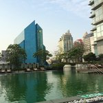 Sathorn Pool - very relaxing!