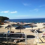 Valamar beach