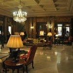 Lobby del Hotel 1