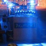 開演前のステージ