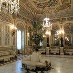 Salón palacio de Dos Aguas