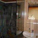 Salle de bain de la chambre Glizh