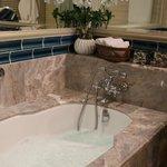 superior room bath